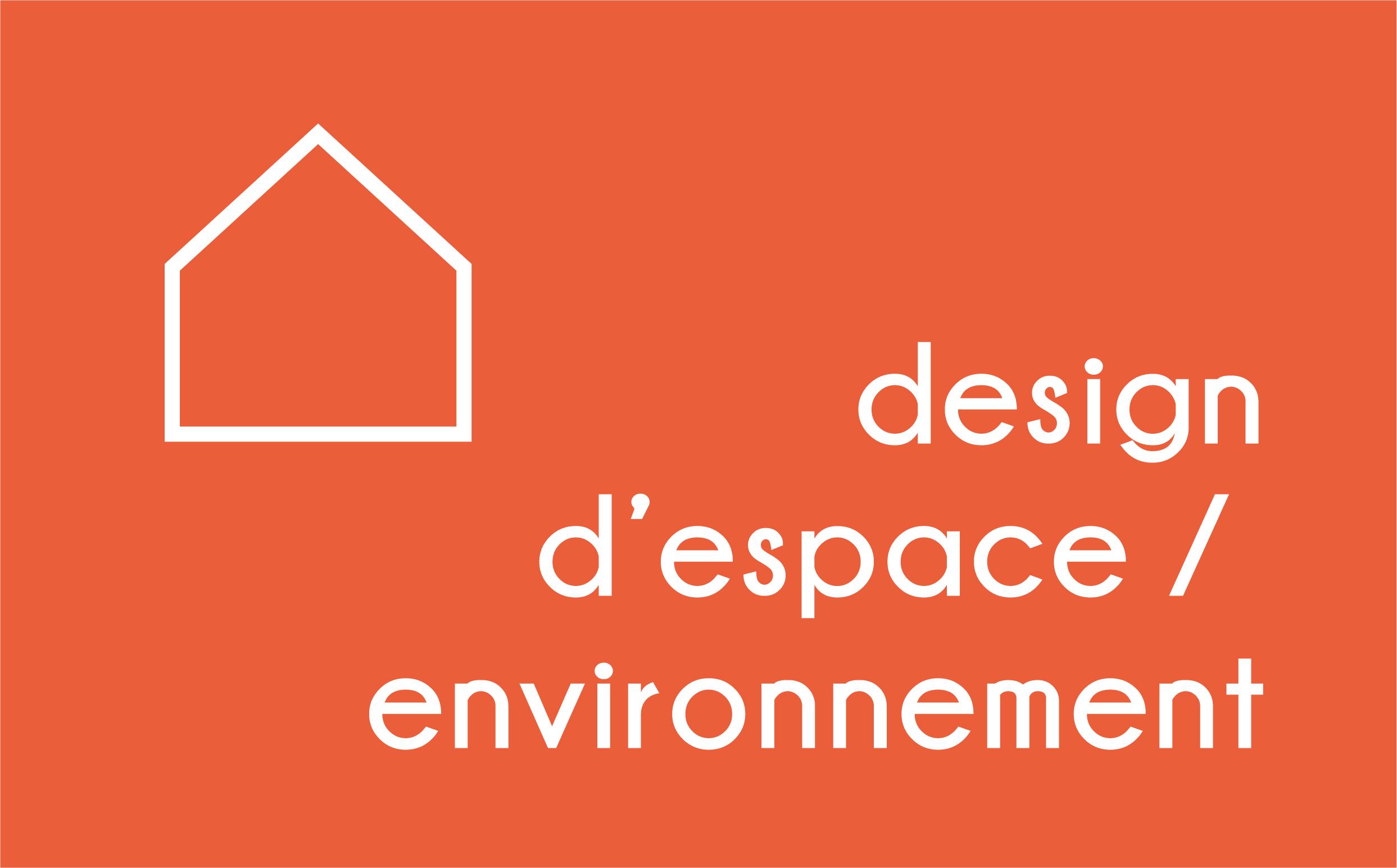 Design d'espace / environnement