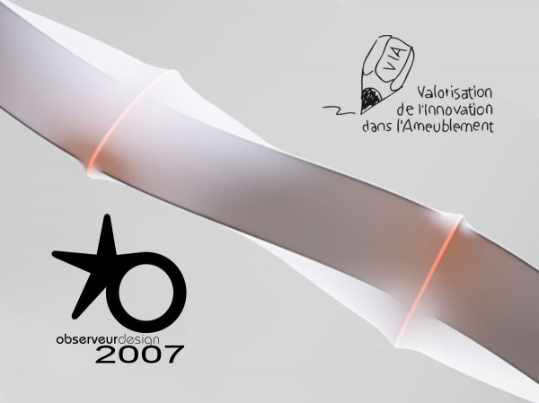 2007 observeur du design + VIA